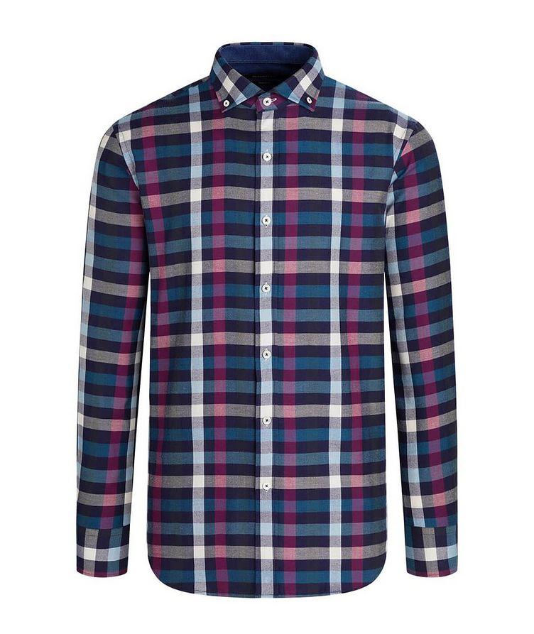Checkered Cotton Shirt image 0