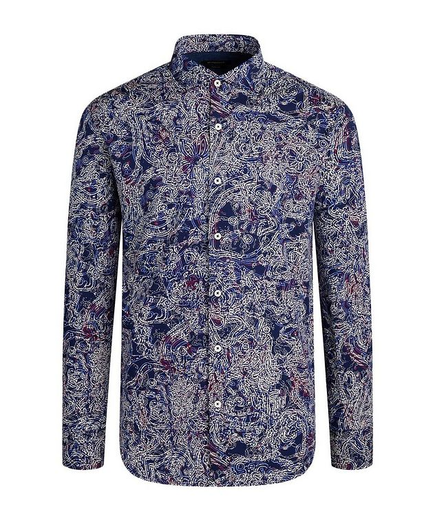 Art-Printed Cotton Shirt picture 1