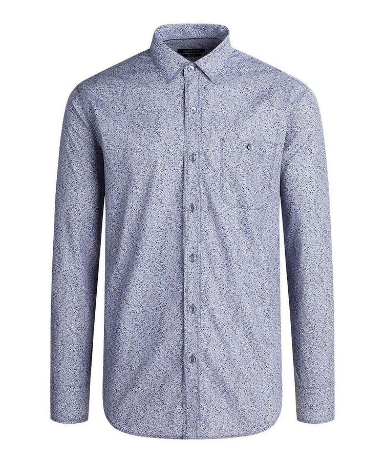 Art-Printed Cotton Shirt image 0