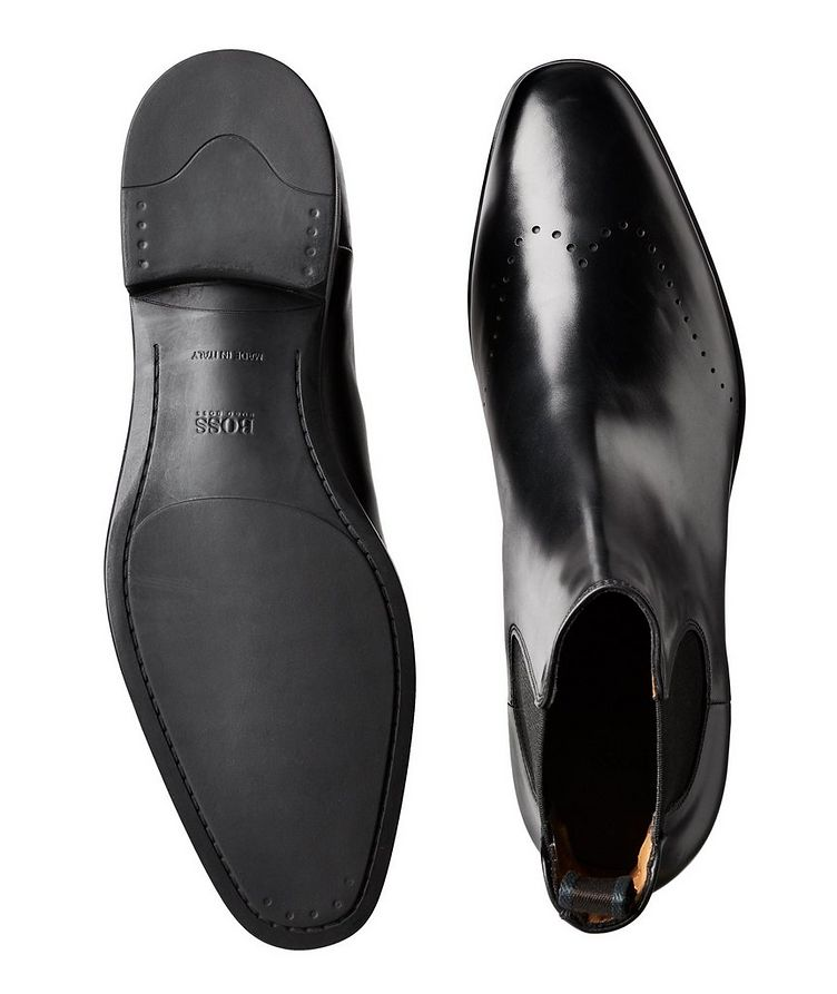 Leather Chelsea Boots image 2