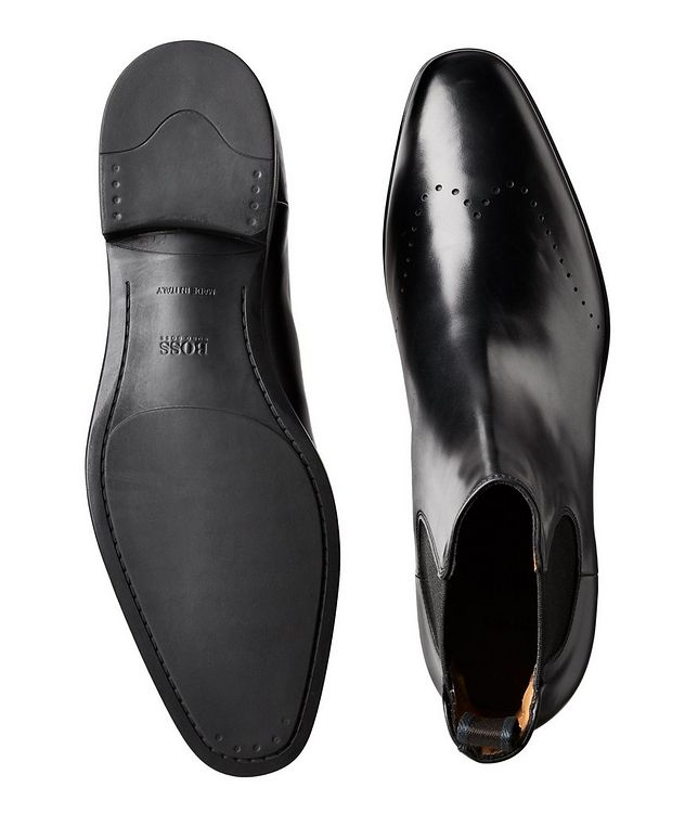 Leather Chelsea Boots picture 3