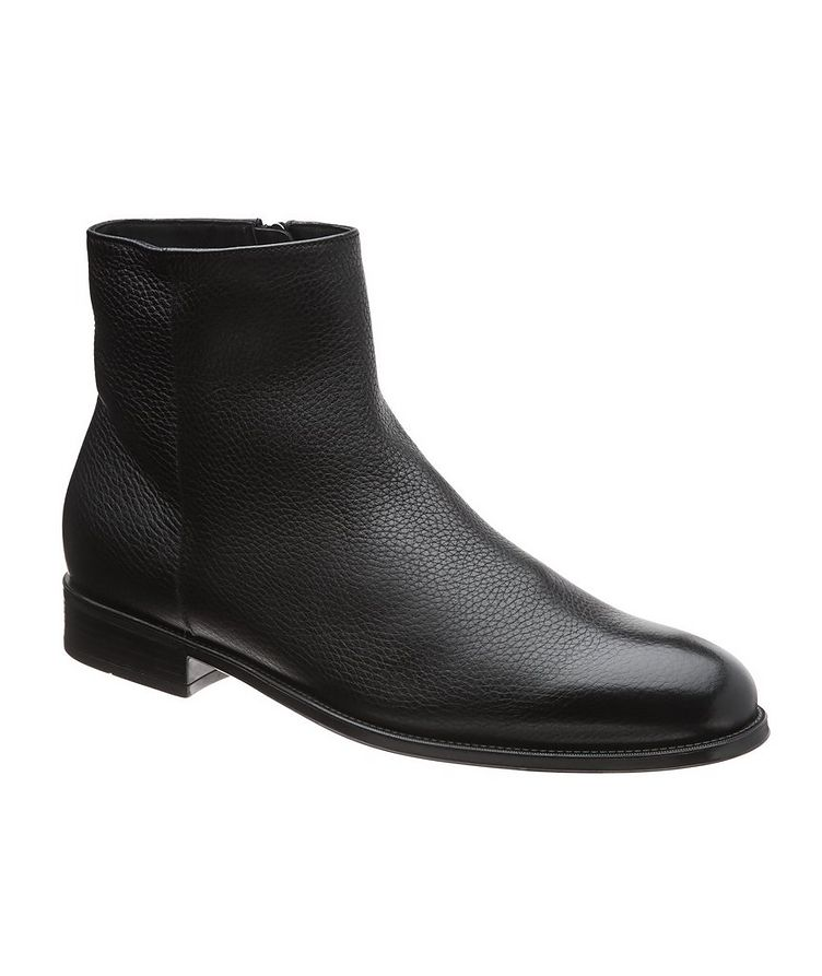 Leather Chelsea Boots image 0
