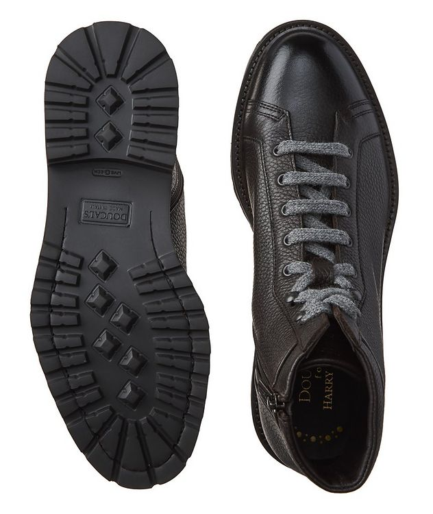 Leather Hiking Boots picture 3