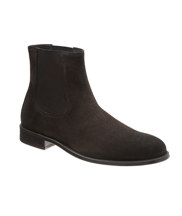 Suede Chelsea Boots image 0