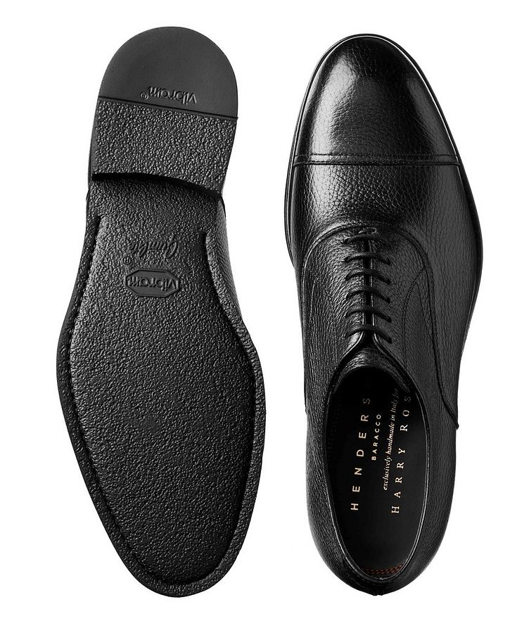 Deerskin Cap-Toe Derbies image 2