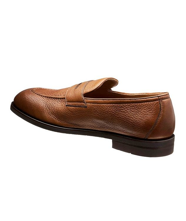 Deerskin Penny Loafers picture 2