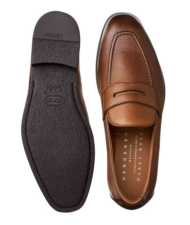 Deerskin Penny Loafers picture 3