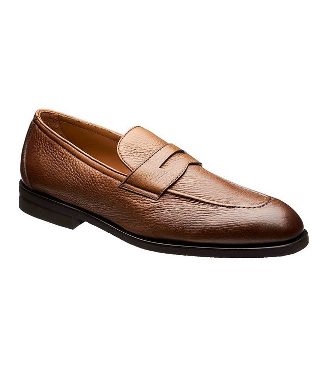 Deerskin Penny Loafers picture 1