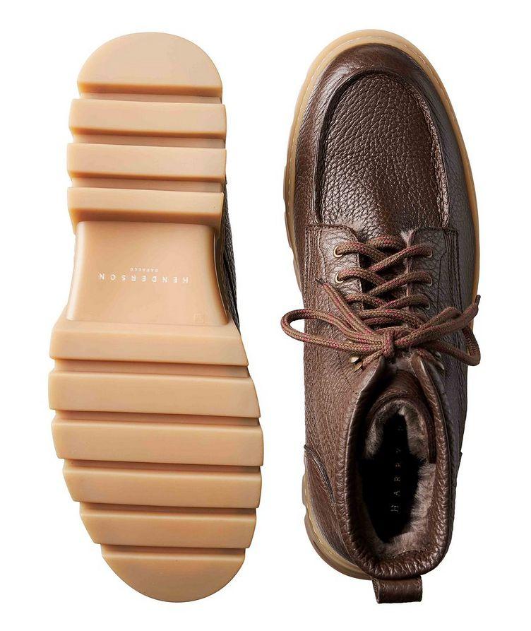 Fur-Lined Deerskin Boots image 2