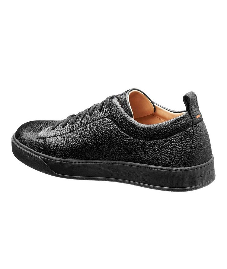 Deerskin Low-Top Sneakers image 1