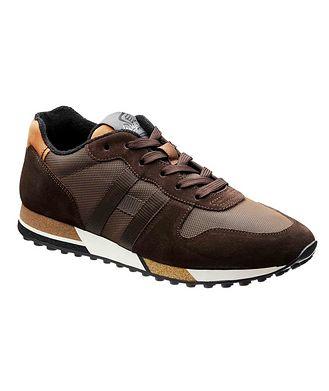 Hogan Suede & Mesh Sneakers