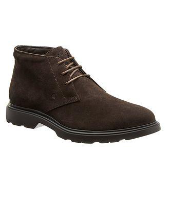 Hogan Suede Desert Boots