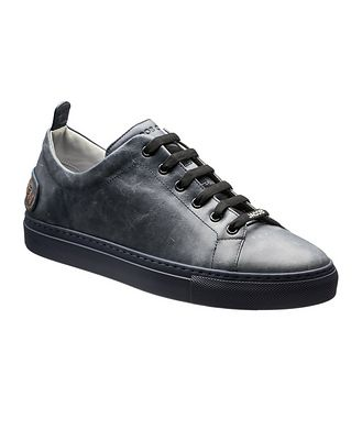 Jacob Cohen Garrett Leather Sneakers