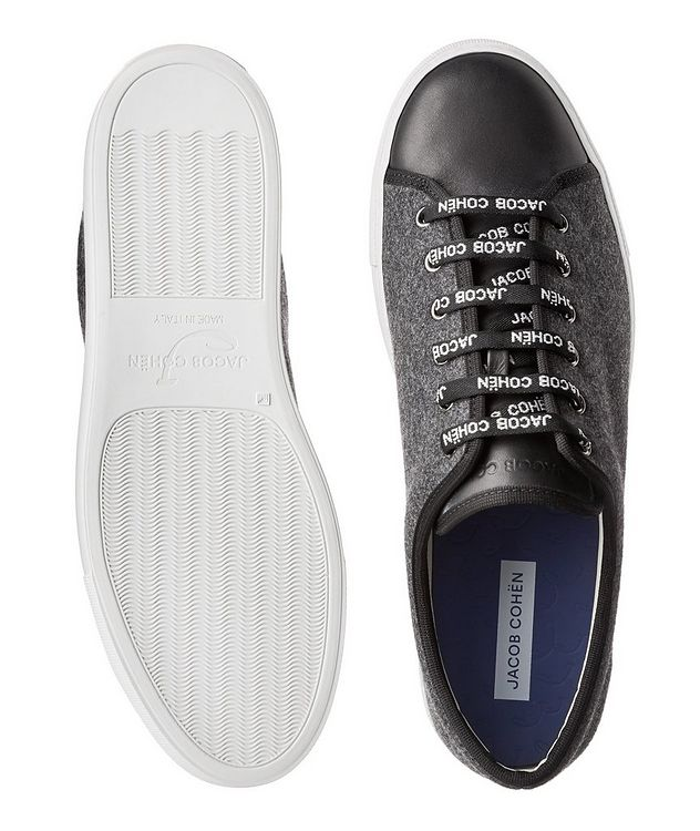 Jack Leather Sneakers picture 3