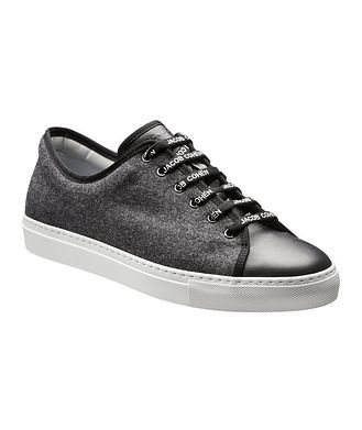 Jacob Cohen Jack Leather Sneakers