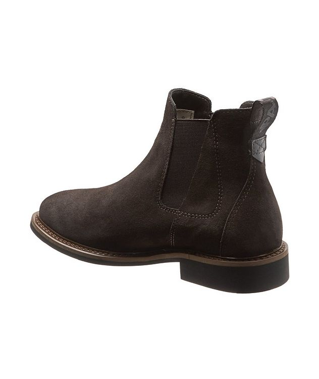 Sandro Suede Chelsea Boots picture 2