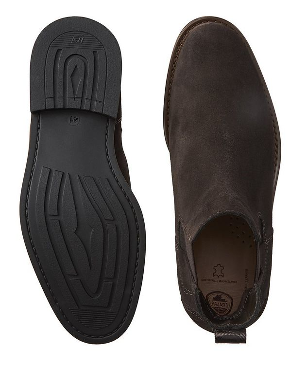 Sandro Suede Chelsea Boots picture 3