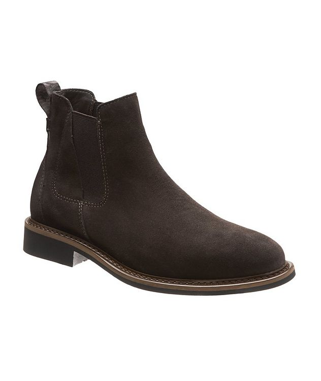 Sandro Suede Chelsea Boots picture 1