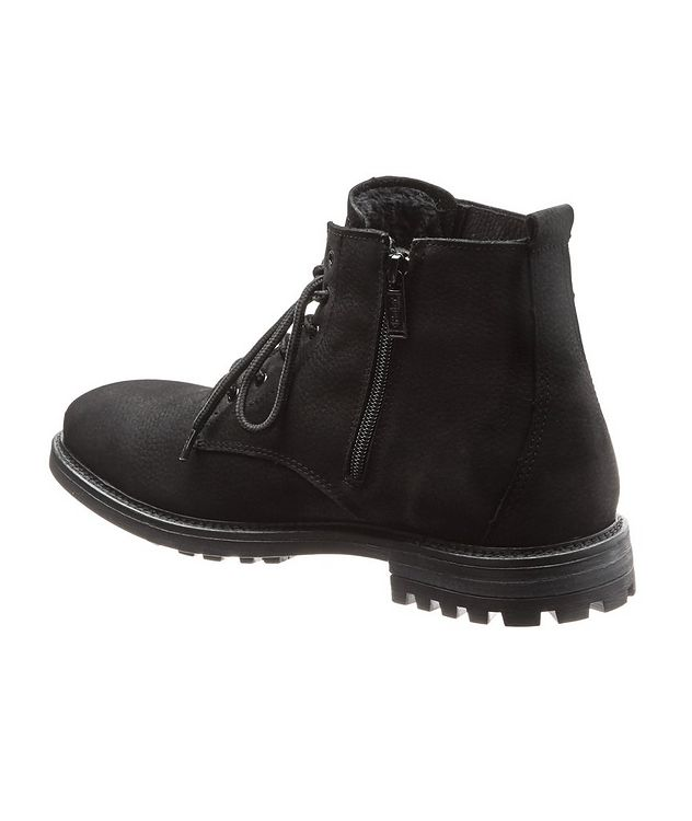 George Sheepskin Leather Boots picture 2