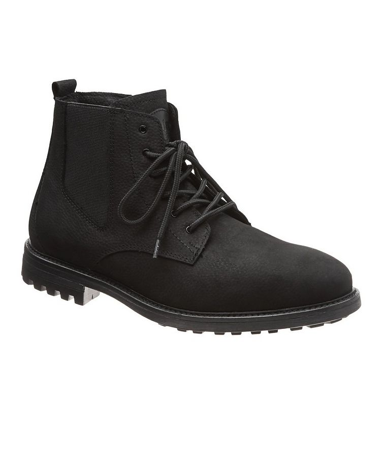 George Sheepskin Leather Boots image 0