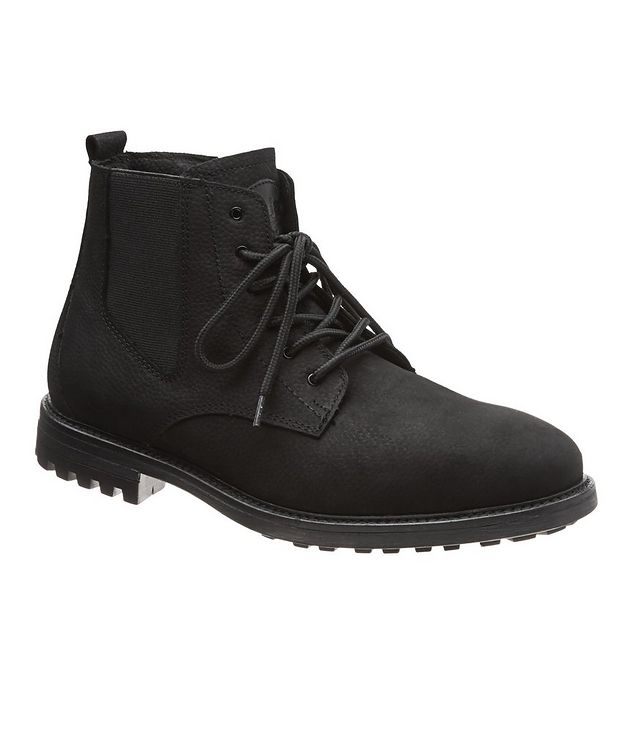 George Sheepskin Leather Boots picture 1