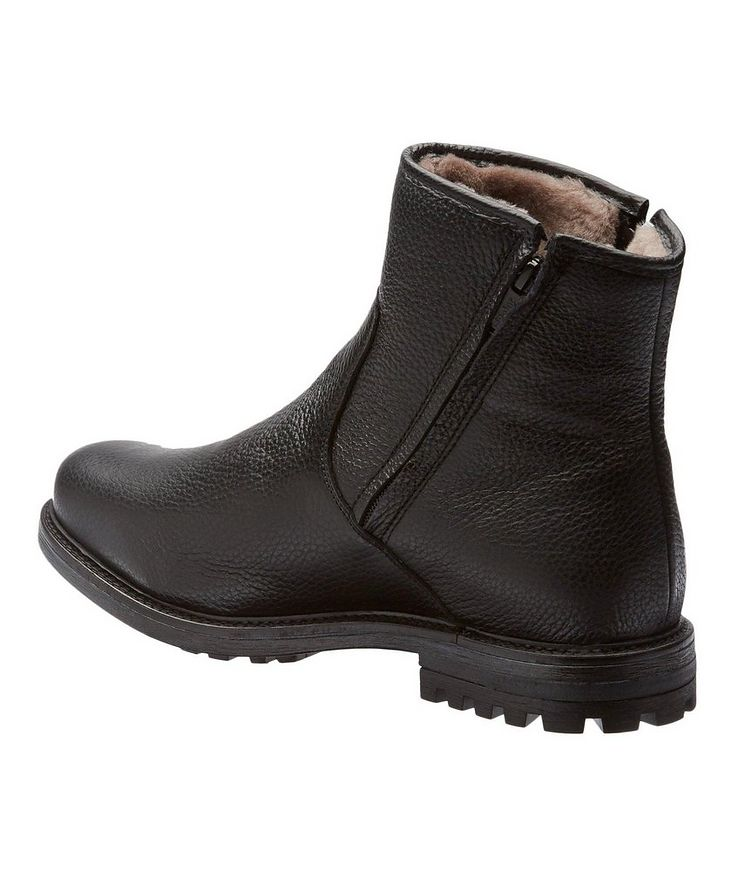 Ely Shearling-Lined Boots image 1