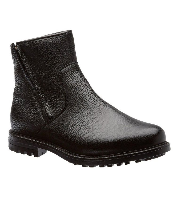 Ely Shearling-Lined Boots image 0