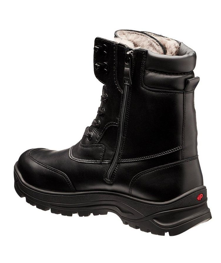 Carson Shearling-Lined Boots image 1