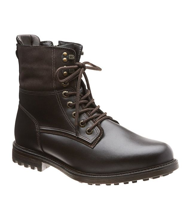Eldorado Shearling-Lined Boots picture 1