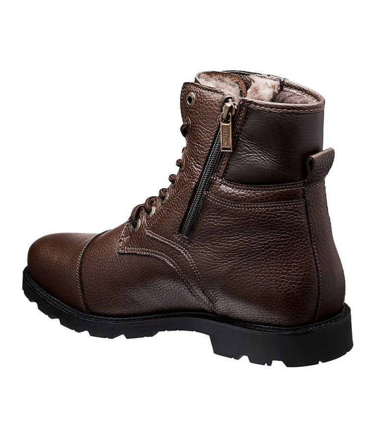 Kevin Shearling-Lined Boots image 1