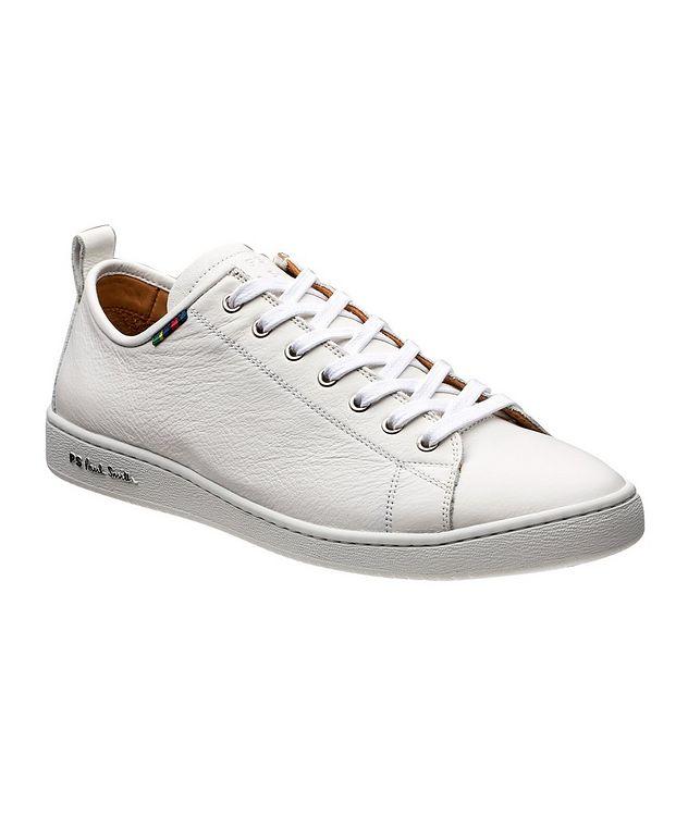 Miyata Leather Sneakers picture 1
