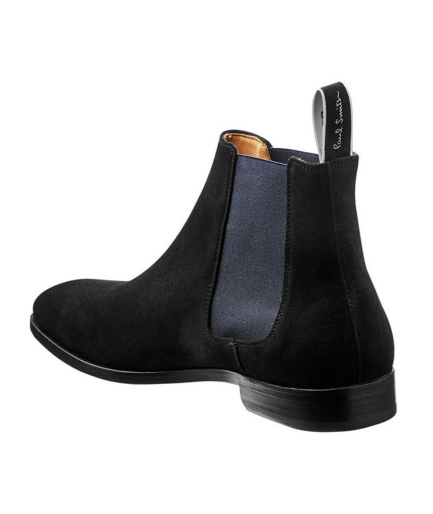 Suede Chelsea Boots picture 2