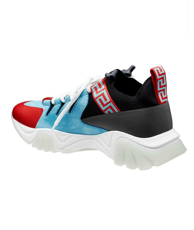 Squalo Knit Sneaker picture 2