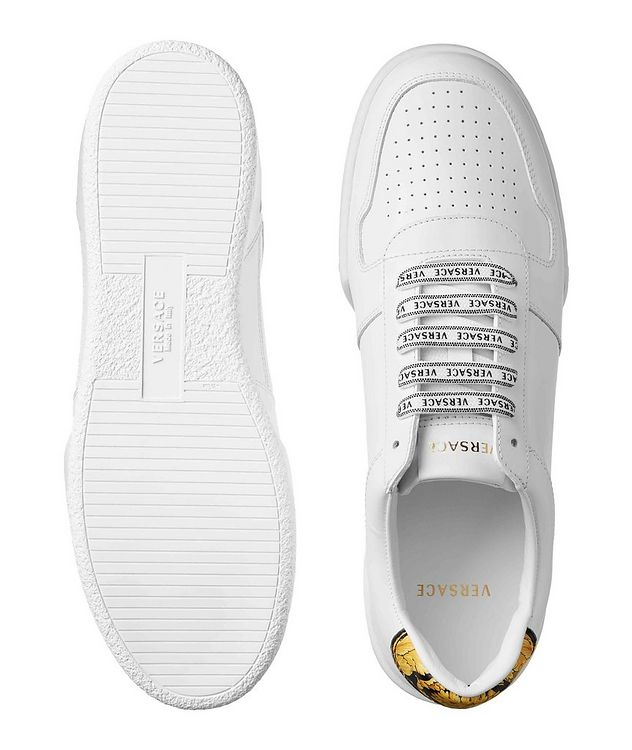 Ilus Leather Sneakers picture 3