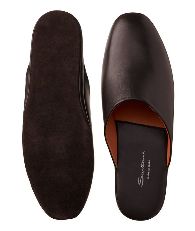 Leather House Slippers picture 3