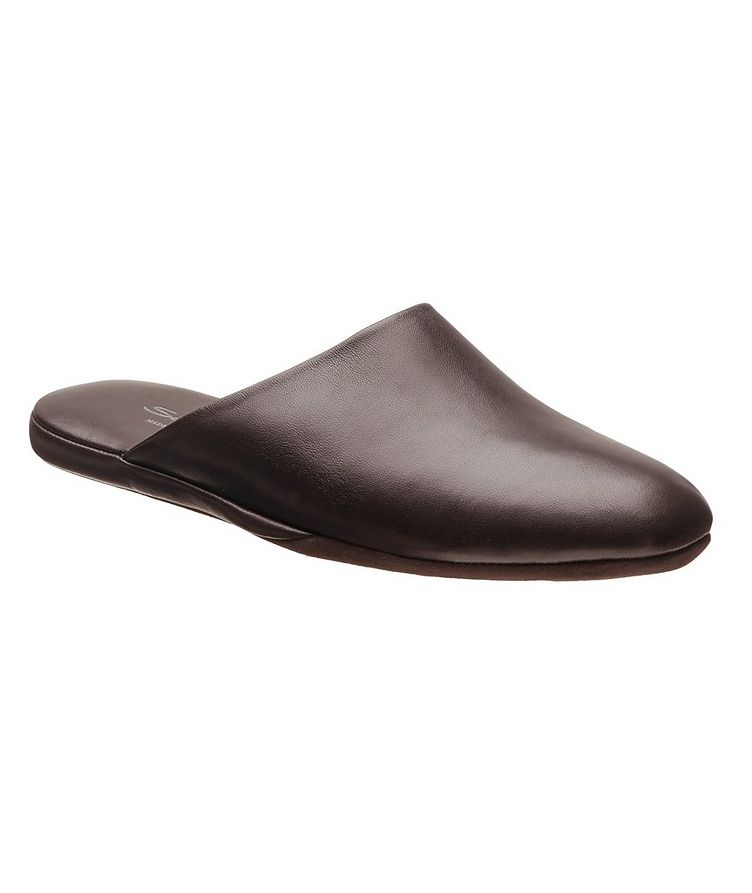 Leather House Slippers image 0