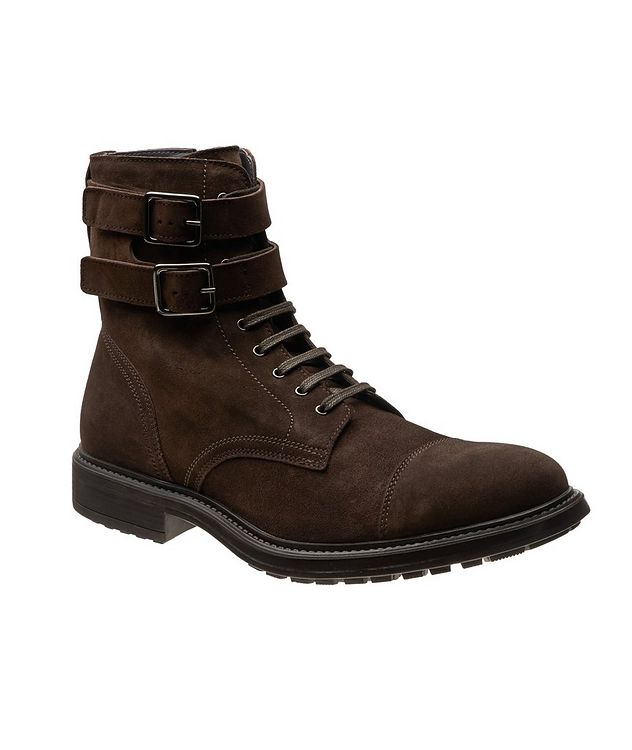 Tempo Suede Boots picture 1