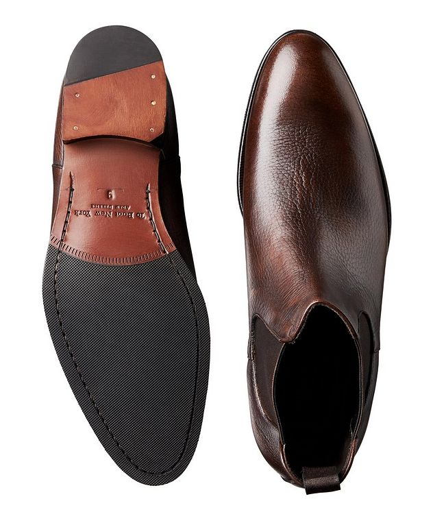 Alford Leather Chelsea Boots picture 3