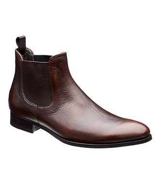 To Boot New York Alford Leather Chelsea Boots