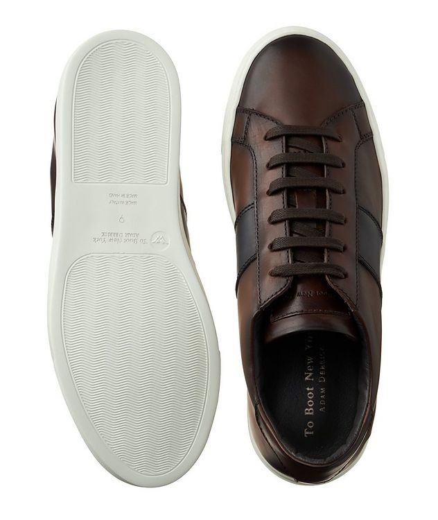 Radley Leather Sneakers picture 3