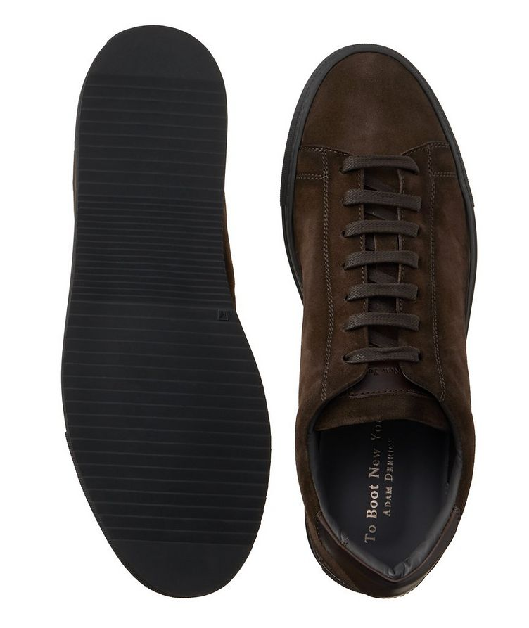 Degraw Suede Sneakers image 2