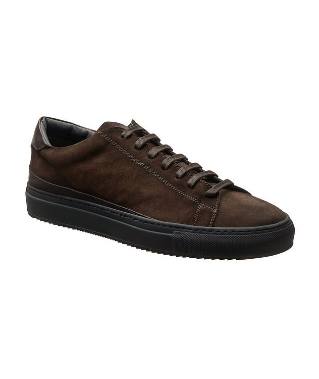 Degraw Suede Sneakers picture 1