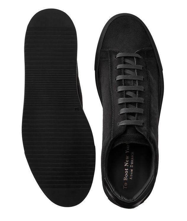 Degraw Suede Sneakers picture 3