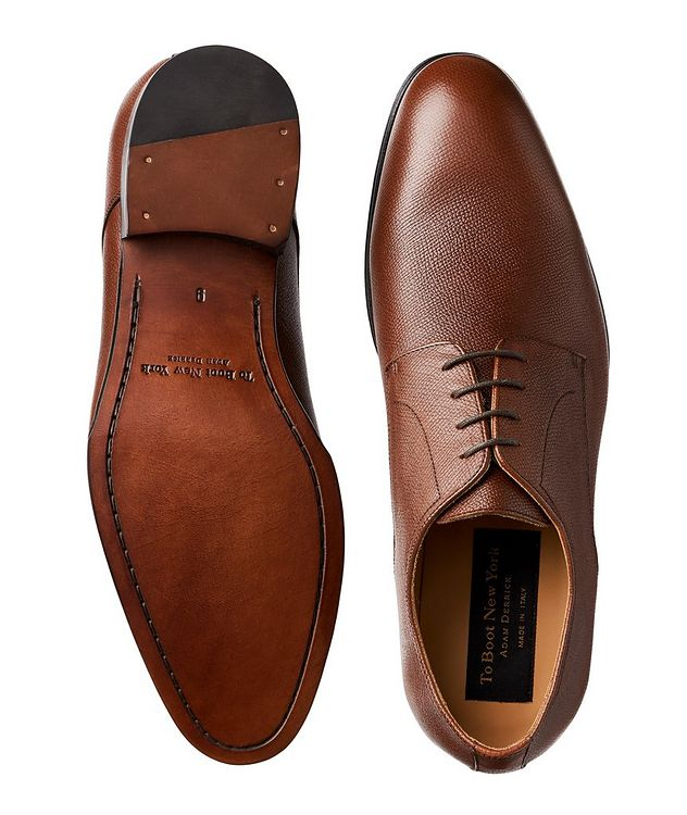 Declan Leather Derbies picture 3