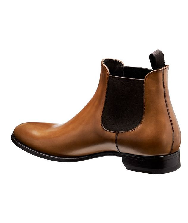 Shelby Leather Chelsea Boots picture 2