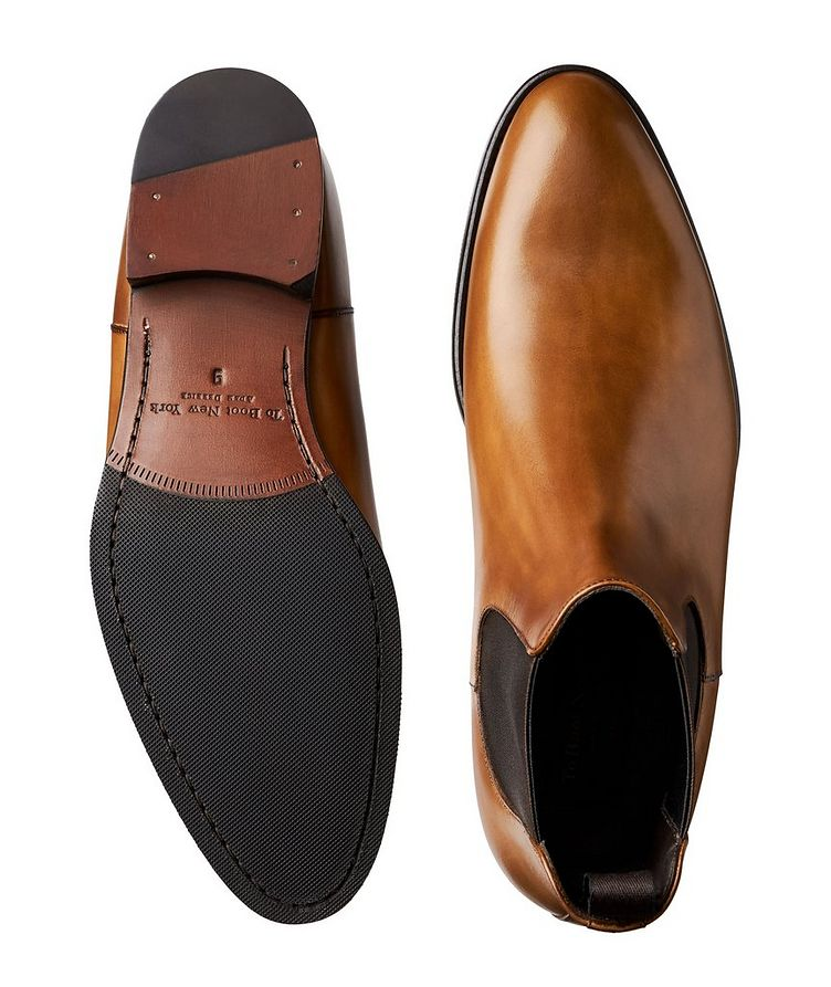 Shelby Leather Chelsea Boots image 2