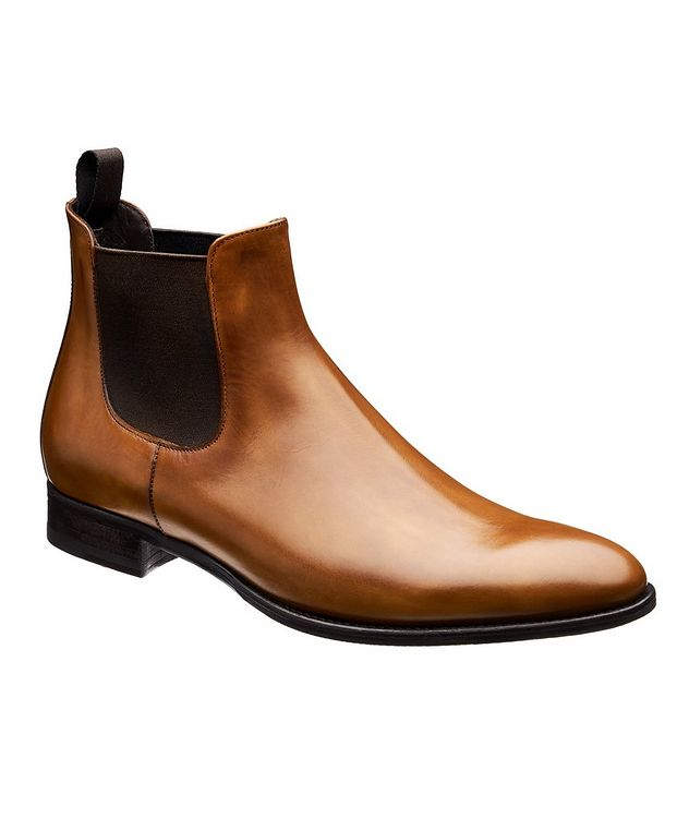 Shelby Leather Chelsea Boots picture 1