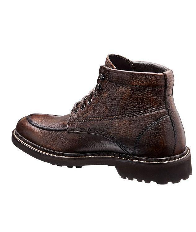 Carlton Deerskin Boots picture 2