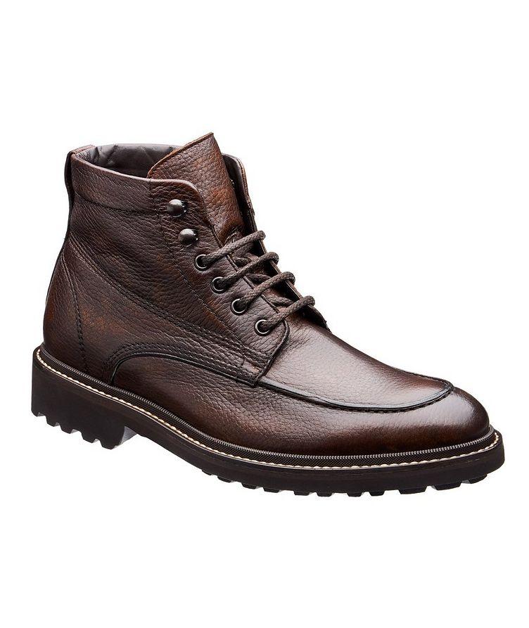 Carlton Deerskin Boots image 0