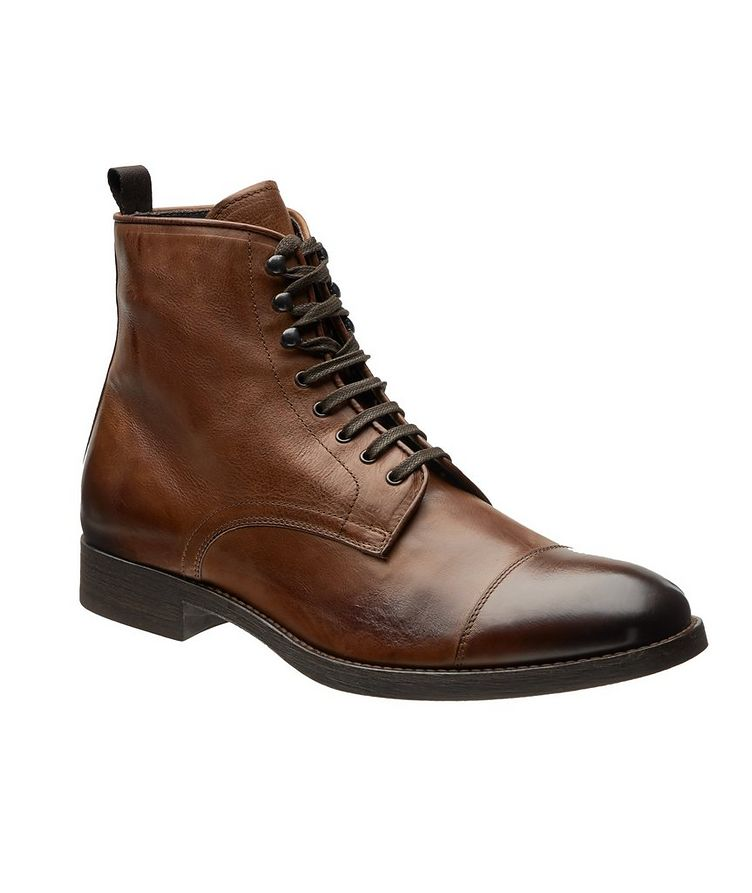 Richmond Leather Boots image 0